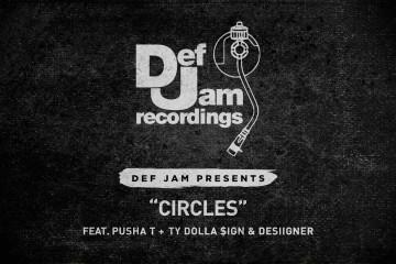 [Listen] Pusha T – Circles Feat. Ty Dolla $ign & Desiigner