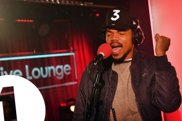 [Watch] Chance The Rapper – Feel No Ways/Windows #LiveLounge